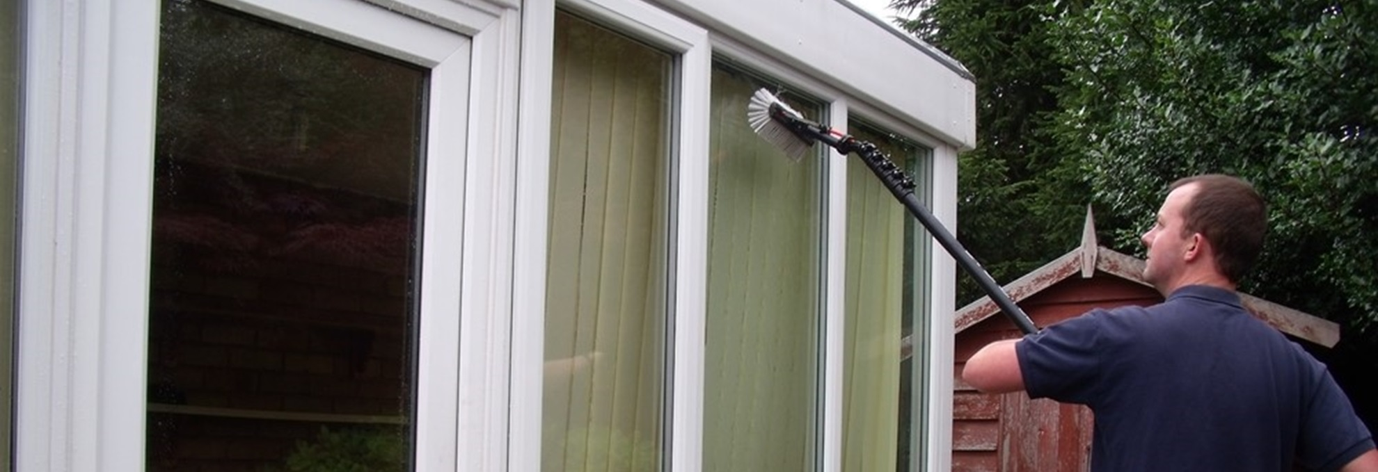 Window cleaning in Lichfield, Staffordshire