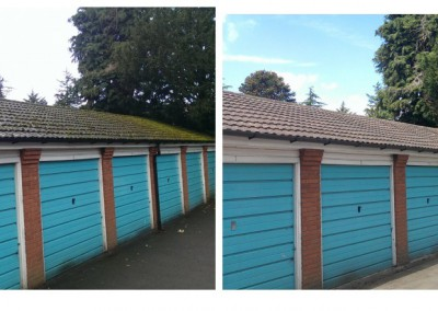 garage-roof-cleaning-solihull